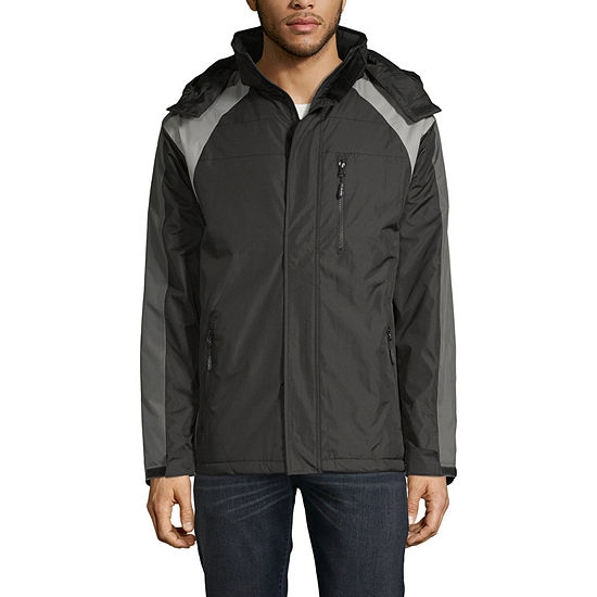 Victory Hooded Mens Heavyweight Ski Jacket