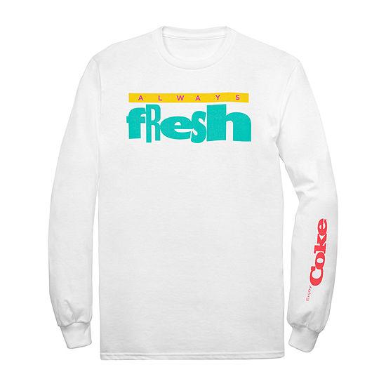 Mens Coke Graphic T-Shirt