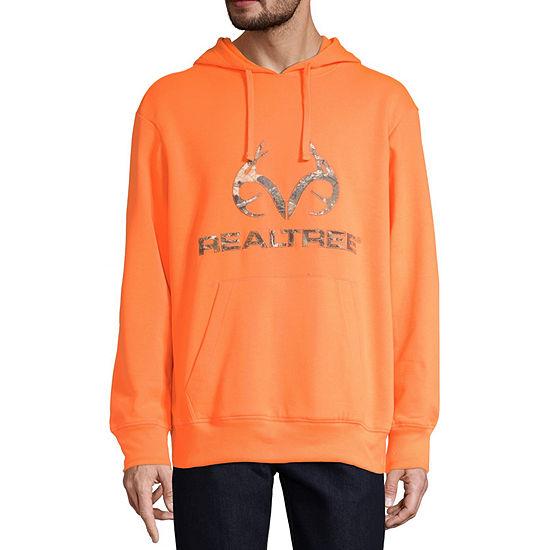 Realtree Mens Long Sleeve Hoodie