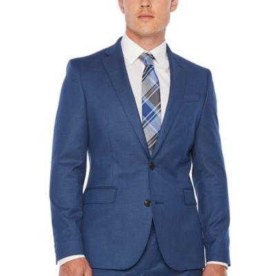 JF J.Ferrar Ultra Comfort Mens Stretch Slim Fit Suit Jacket