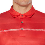 PGA TOUR Mens Collar Neck Short Sleeve Polo Shirt