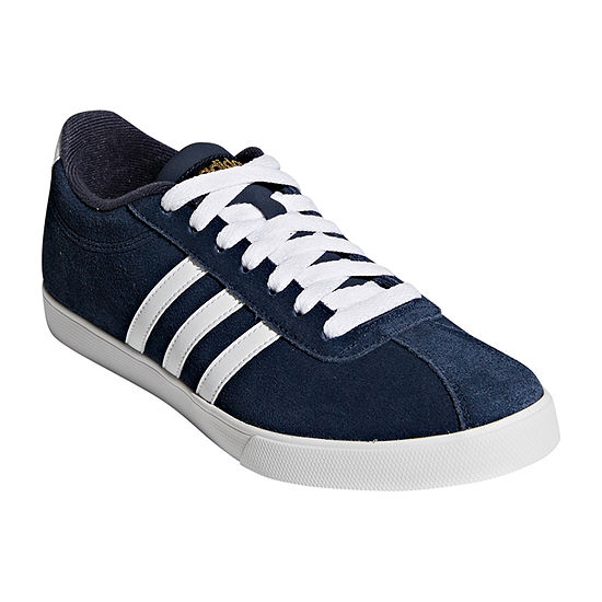 adidas Courtset Womens Lace-up Sneakers