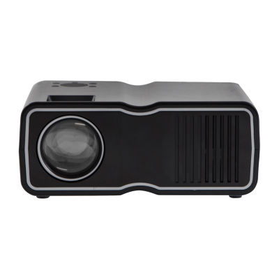 Sharper Image Portable Entertainment Projector HDMI