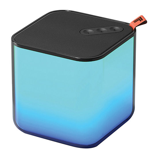 Sharper Image Mini Color-Changing Speaker 3x3 in.
