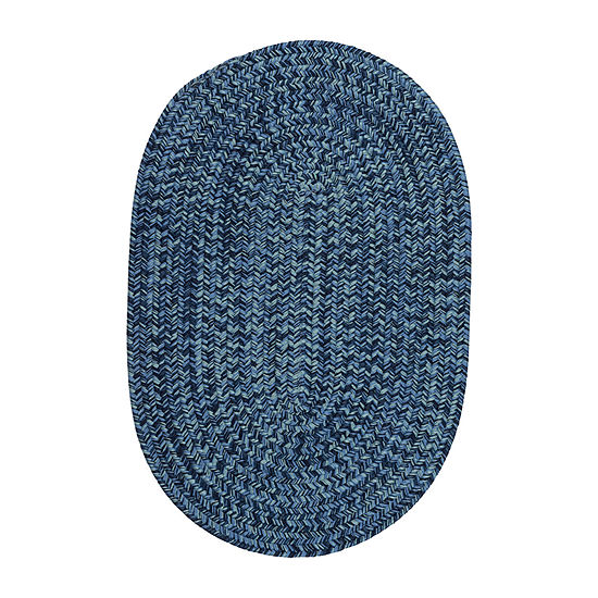 Colonial Mills Kelly Braided Oval Reversible Indoor/Outdoor Rugs