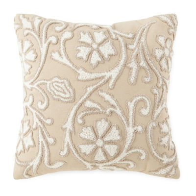 JCPenney Home Adelaide Square Throw Pillow