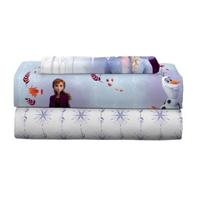 Disney Frozen 2 Microfiber Frozen Sheet Set