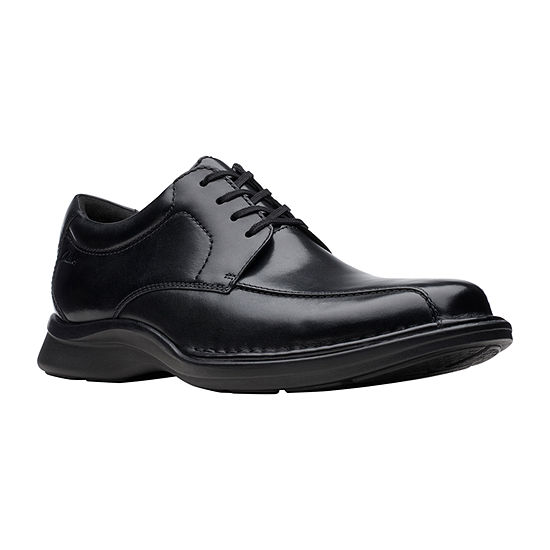 Clarks Mens Kempton Run Oxford Shoes