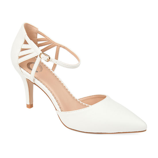 Journee Collection Womens Mia Pointed Toe Stiletto Heel Pumps