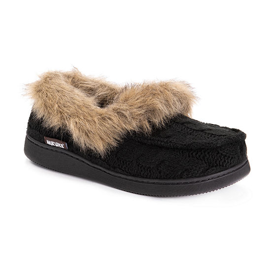 Muk Luks Kerry Womens Moccasin Slippers