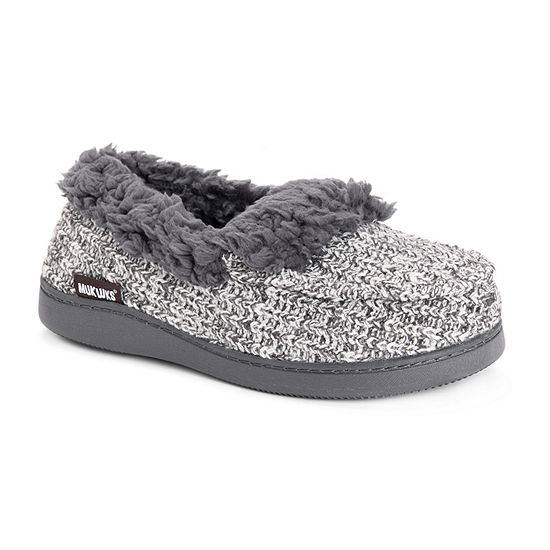 Muk Luks Anna Womens Moccasin Slippers