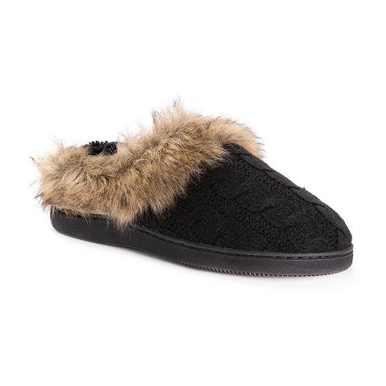 Muk Luks Reba Womens Clog Slippers