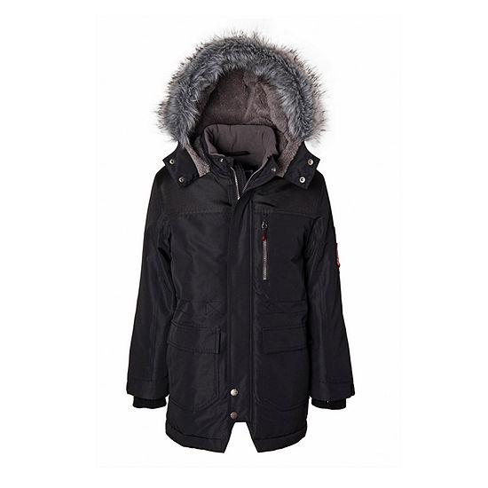 iXtreme Boys Heavyweight Parka-Big Kid