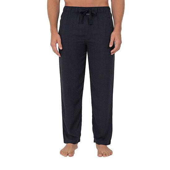 Van Heusen Mens Woven Printed Rayon Sleep Pant- Big and Tall