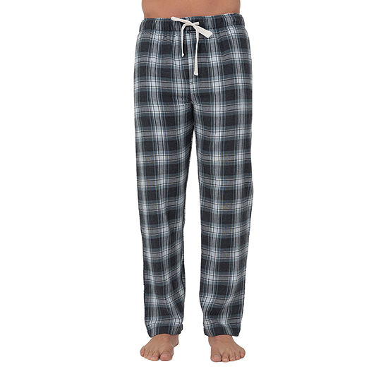 Van Heusen Mens Big Flannel Pajama Pants