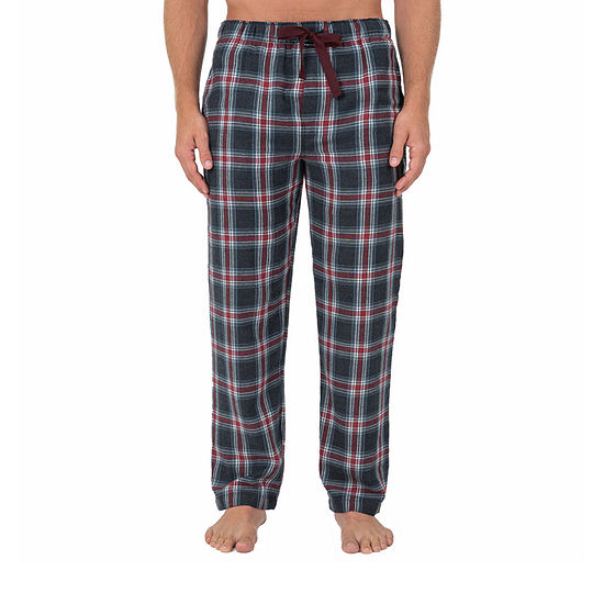 Van Heusen Mens Tall Flannel Pajama Pants