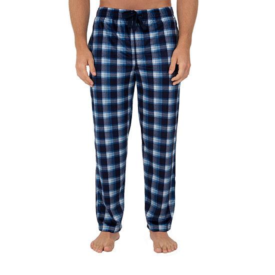 Van Heusen Men's Silky Fleece Sleep Pant-Big