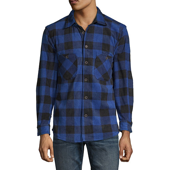 Victory Fleece Button Shirt