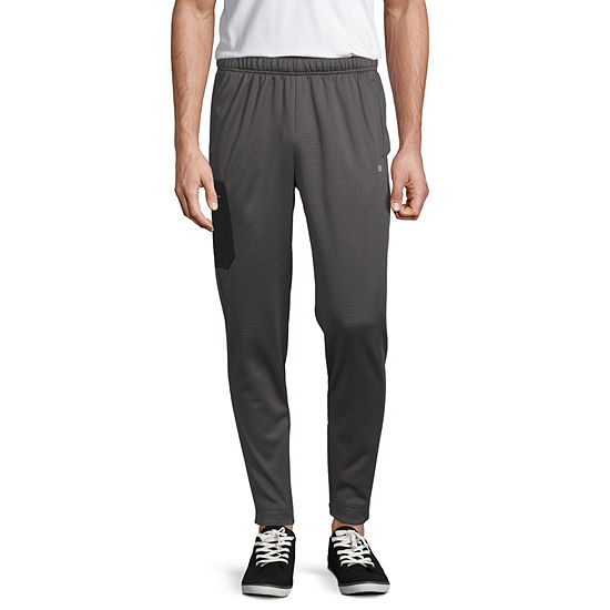 Xersion Mens Mid Rise Regular Fit Cargo Pant