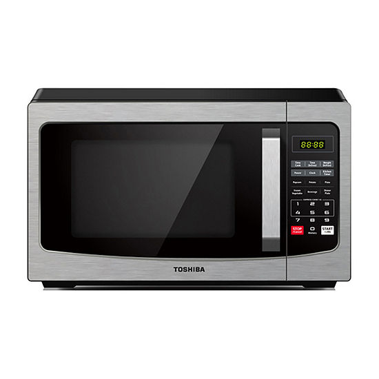 Toshiba EM031M2EC-CHSS 1.1-Cu. Ft. Digital Microwave
