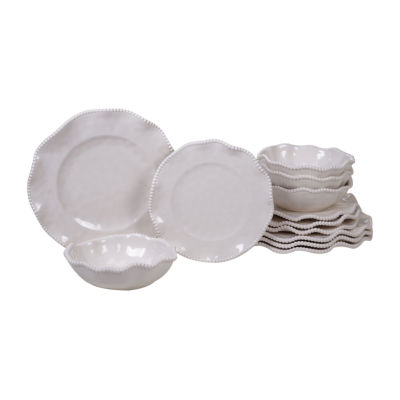 Certified International Perlette 12-pc. Dinnerware Set