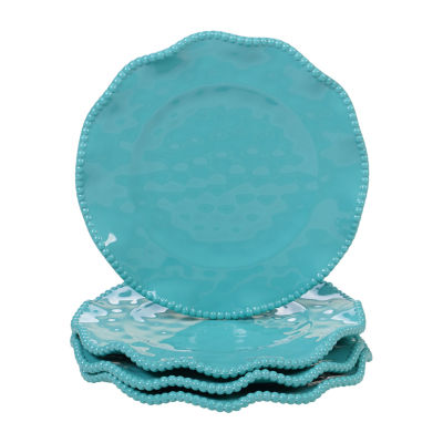 Certified International Perlette 4-pc. Salad Plate