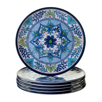 Certified International Talavera Dinner Plate