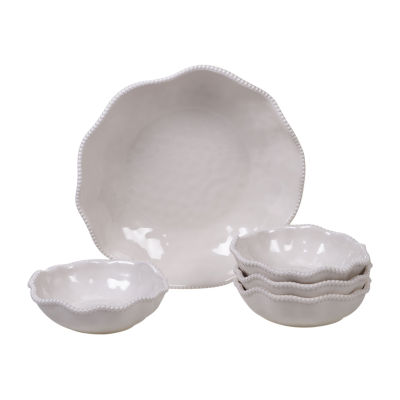 Certified International Perlette 5-pc. Serving Set