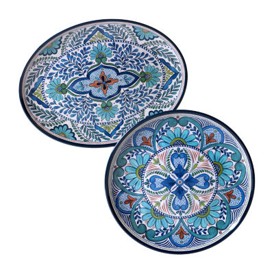 Certified International Talavera 2-pc. Serving Set