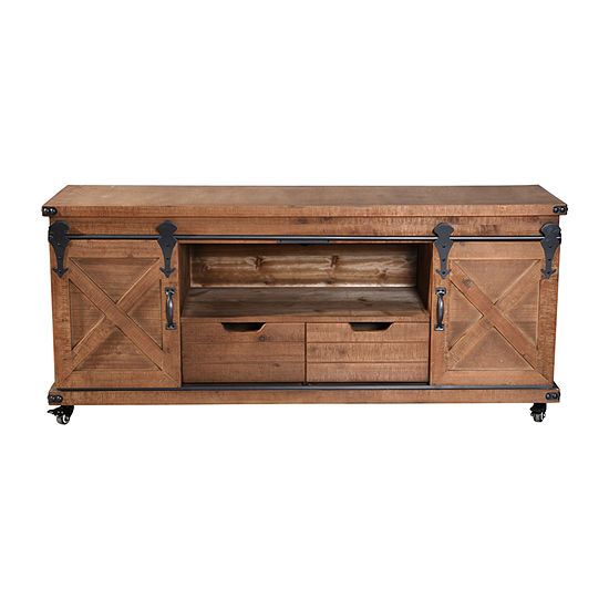 Presley Wooden TV Stand