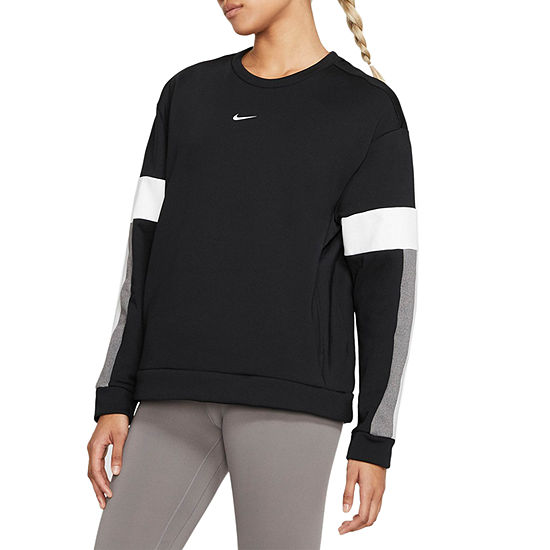 Nike Damen Crew Optic Longsleeve
