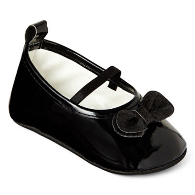 Carter's® Black Mary Janes - Girls 3m-12m