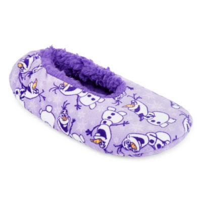 Frozen Slipper Socks