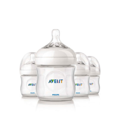 Philips Avent 4-pc. Baby Bottle