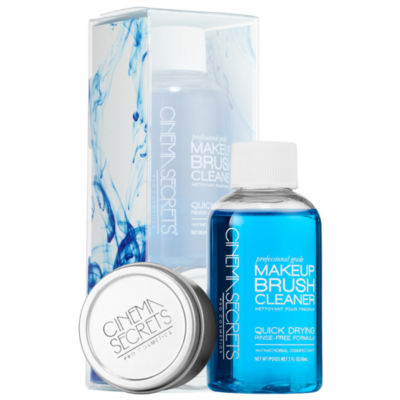 Cinema Secrets Makeup Brush Cleaner Travel Set