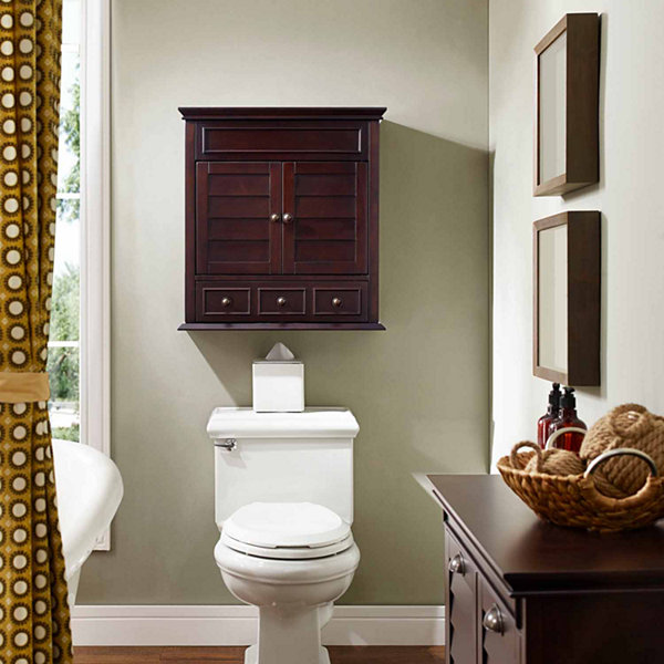Lydia bathroom wall cabinet jcpenney for Bathroom cabinets jcpenney