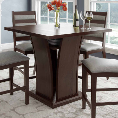 bistro counter height dining table jcpenneyJcpenney Dining Room Tables #14