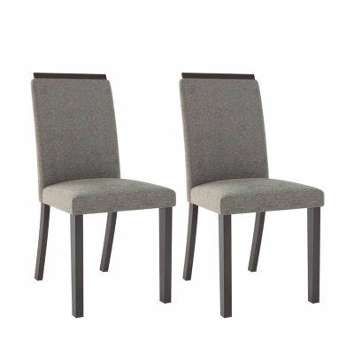 Bistro Parsons Dining Chairs Set Of 2