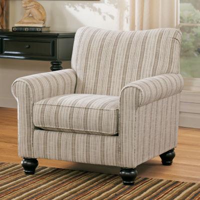 Signature Design by Ashley® Milari Maple Accent Chair
