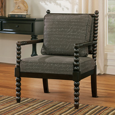Signature Design by Ashley® Milari Umber Accent Chair