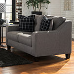 Signature Design by Ashley® Brindon Loveseat - Benchcraft®