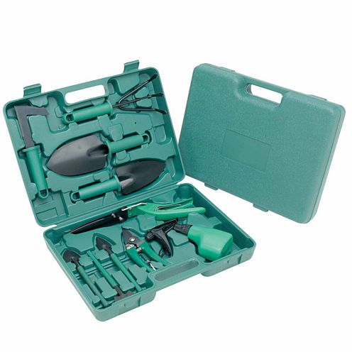 Natico 10-pc. Garden Tool Set