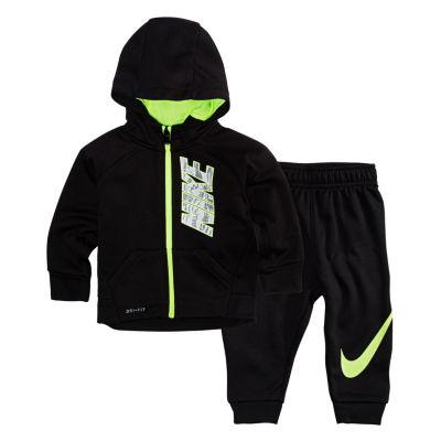 Nike 2-pc. Pant Set Baby Boys