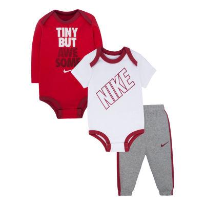 Nike 3-pc. Pant Set Baby Boys