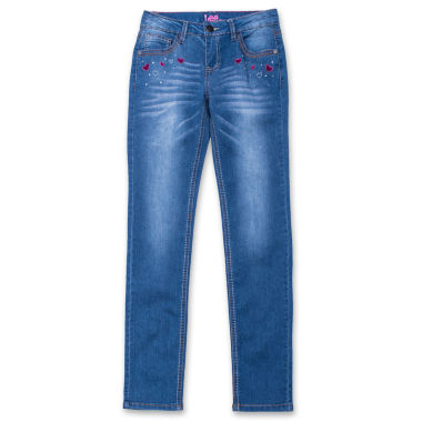 Lee Skinny Fit Jean Big Kid Girls