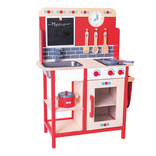 Bigjigs Toys - Play Kitchen