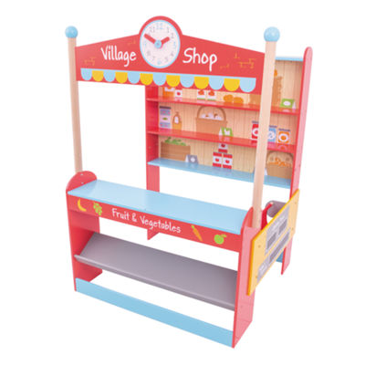 Bigjigs Toys - Village Shop