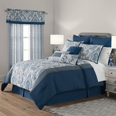 Home Expressions Carabella 7-pc. Comforter Set & Accessories