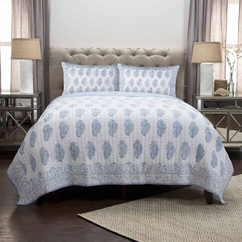 Rizzy Home Charlotte Quilt