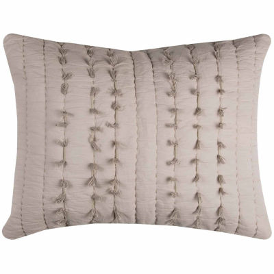 Rizzy Home Piper Pillow Sham
